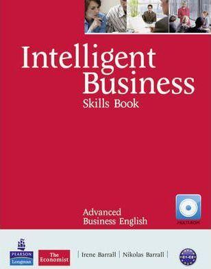 "Купить книгу ""Intelligent Business. Advanced. Skills Book/CD-ROM Pack"""