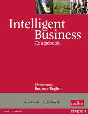 "Купить книгу ""Intelligent Business. Elementary. Coursebook"""