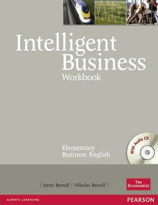 "Купить книгу ""Intelligent Business. Elementary. Workbook/Audio CD Pack"""