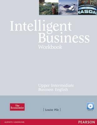 "Купить книгу ""Intelligent Business. Upper Intermediate. Workbook and CD pack"""