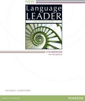 New Language Leader. Pre-Intermediate. Coursebook with MyEnglishLab Pack - купить и читать книгу