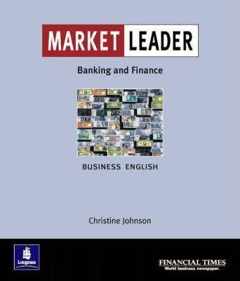 "Купить книгу ""Market Leader. Banking & Finance"""