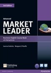 Market Leader. 3rd Edition. Advanced. Coursebook with DVD-ROM and MyEnglishLab Access Code Pack