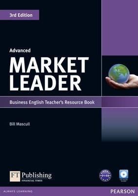 "Купить книгу ""Market Leader. 3rd Edition. Advanced. Teacher's Resource BookTest Master CD-ROM Pack"""