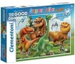 Пазл. Clementoni. Добрый динозавр. 24 элемента (24035)