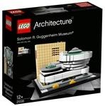Конструктор LEGO Музей Соломона Гуггенхейма (21035)