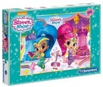 Пазл. Clementoni. Shimmer and Shine. 100 элементов (07256)