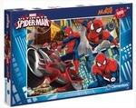Пазл. Clementoni. Spider-Man. Maxi. 100 элементов (07515)