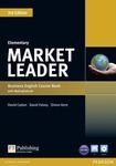 Market Leader. 3rd Edition. Elementary Coursebook with DVD-ROM and MyEnglishLab Student online access code Pack