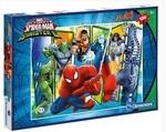 Пазл. Clementoni. Spider-Man Sinister Six. Maxi. 100 элементов (07530)