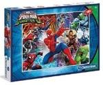 Пазл. Clementoni. Spider-Man Sinister Six. 180 элементов (07340)