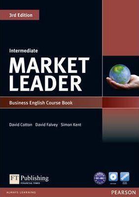 "Купить книгу ""Market Leader. 3rd Edition. Intermediate. Coursebook & DVD-Rom Pack"""