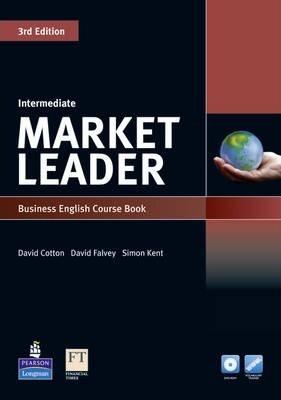 "Купить книгу ""Market Leader. 3rd Edition. Intermediate. Coursebook with DVD-ROM and MyLab Access Code Pack"""