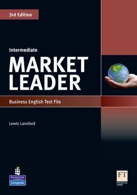 "Купить книгу ""Market Leader. 3rd edition. Intermediate. Test File"""