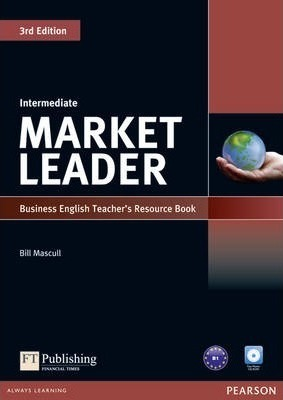 "Купить книгу ""Market Leader. 3rd Edition. Intermediate. Teacher's Resource Book"""