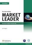 Market Leader. 3rd Edition. Pre-Intermediate. Practice File & Practice File CD Pack