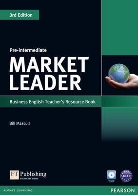 "Купить книгу ""Market Leader. 3rd Edition. Pre-Intermediate. Teacher's Resource Book"""