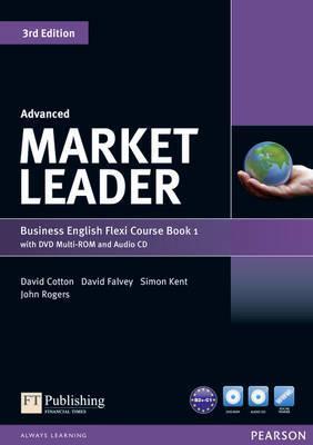 "Купить книгу ""Market Leader. Advanced. Flexi Course Book 1 Pack"""