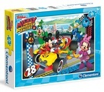 Пазл. Clementoni. Mickey Roadster Racers. 30 элементов (08514)