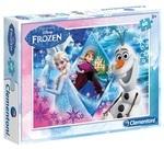 Пазл. Clementoni. Frozen. 60 элементов (08412)
