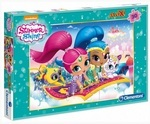 Пазл. Clementoni. Shimmer and Shine. 30 элементов (07434)