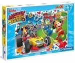 Пазл. Clementoni. Mickey Roadster Racers. 30 элементов (07435)