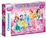 Пазл. Clementoni. Princess. 24 элемента (24466)