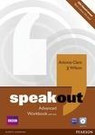 "Купить книгу ""Speakout. Advanced. Workbook with Key and Audio CD Pack"""