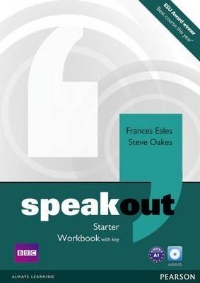 "Купить книгу ""Speakout. Starter. Workbook with Key and Audio CD Pack"""