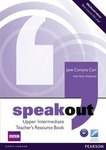 Speakout. Upper Intermediate. Teacher's Book: Niveau B1-B2