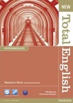 New Total English. Intermediate. Teacher's Book and Teacher's Resource CD Pack: Niveau B1-B2