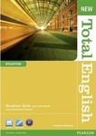 New Total English. Starter. Students' Book With Active Book Pack