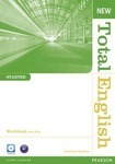 New Total English. Starter. Workbook with Key and Audio CD Pack