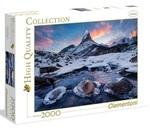 Пазл. Clementoni. Северная красота Норвегии. 2000 элементов (32556)