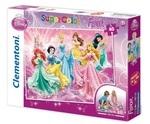 Пазл. Clementoni. Принцесы. 40 элементов (25441)