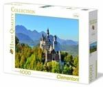 Пазл. Clementoni. Замок Нойшванштайн. 6000 элементов (36520)