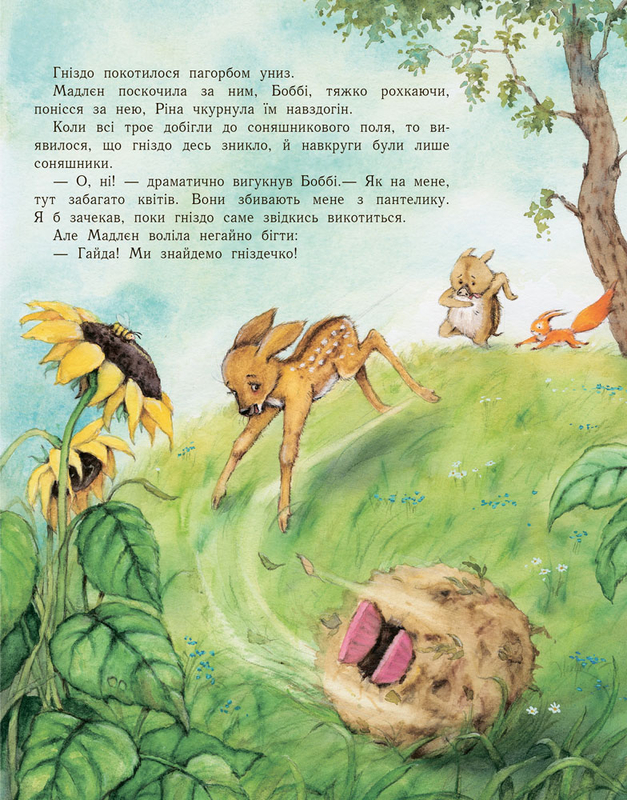 """Купить книгу """"Пригоди з лабіринтами. Ось куди ми дістанемось! Справжня відважна білка завжди знайде шлях"""""""
