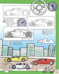 """Купить книгу """"Як малювати. Дивовижні автомобілі"""""""