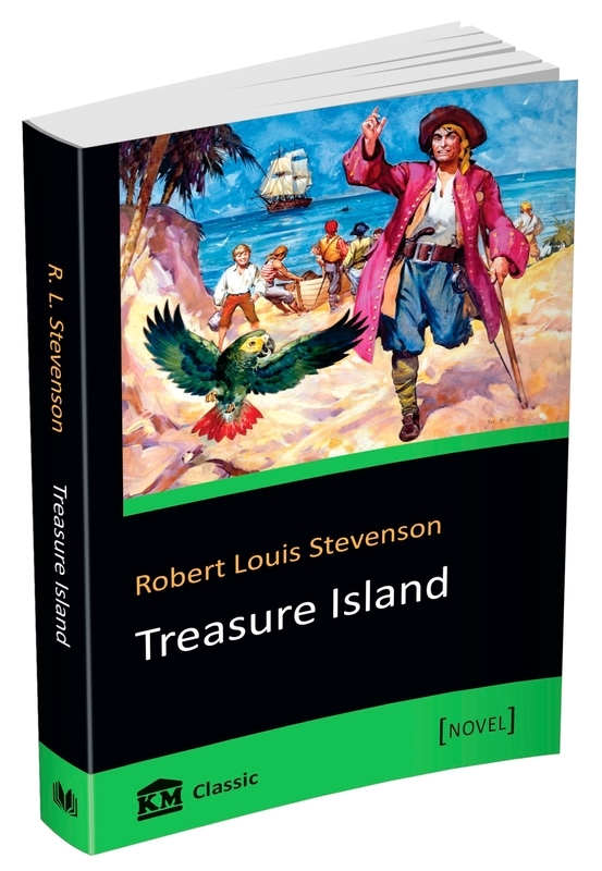 "Купить книгу ""Treasure Island"""