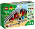 Конструктор LEGO Железнодорожный мост (10872)