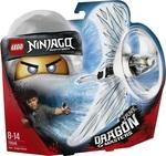 Конструктор LEGO Зейн — Мастер дракона (70648)