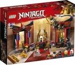 Конструктор LEGO Решающий бой в тронном зале (70651)