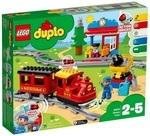 Конструктор LEGO Поезд на паровой тяге (10874)