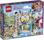 Конструктор LEGO Курорт Хартлейк-Сити (41347)