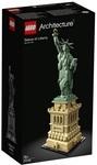 Конструктор LEGO Статуя Свободы (21042)