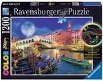 Пазл. Ravensburger. Светящийся Полнолуние в Венеции. 1200 элементов (16182)