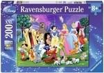 Пазл. Ravensburger. Любимые диснеевские герои. 200 элементов (RSV-126989)