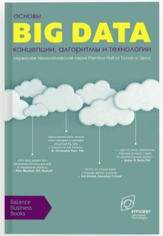 """Купить книгу """"Основы Big Data. Концепции, алгоритмы и технологии"""""""