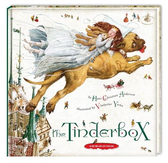 "Купить книгу ""The Tinderbox"""