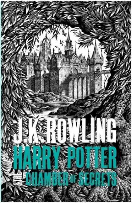 "Купить книгу ""Harry Potter and the Chamber of Secrets"""